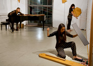 ensemble arcimboldo / resonance-box / Piano Extensions / Abril Padilla, Helena Bugallo, Charlotte Torres