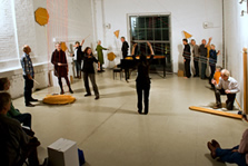 ensemble arcimboldo / resonance-box / Limits / Publikumsworkshop