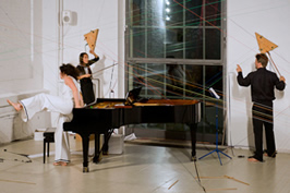 ensemble arcimboldo / resonance-box / Rebox 1–3 / Thilo Hirsch, Abril Padilla, Charlotte Torres